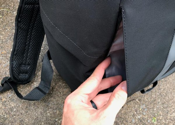 - Belkin Active Pro Backpack 06 600x430 - Belkin Active Pro Backpack review