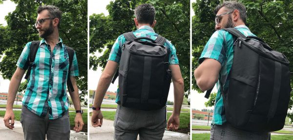 - Belkin Active Pro Backpack 12 600x288 - Belkin Active Pro Backpack review