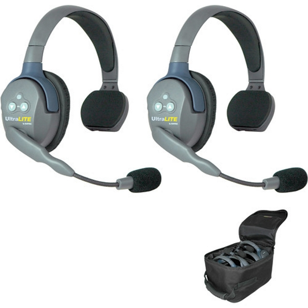 Eartec UL2S UltraLITE 2 Person Headset System