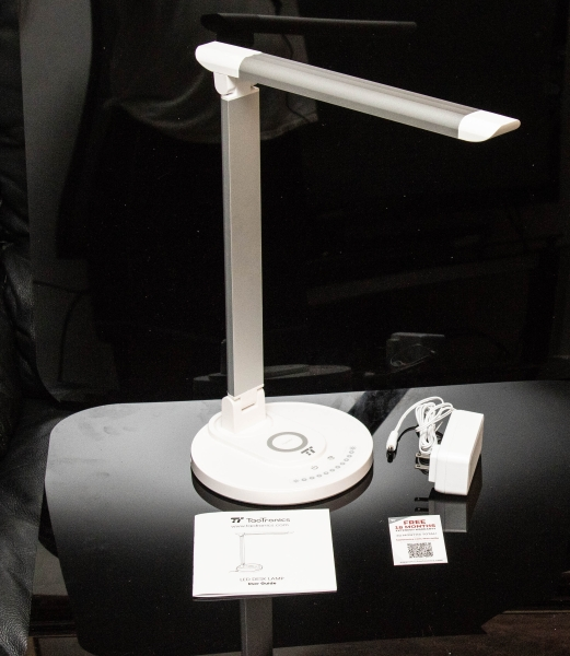 Taotronics Led Desk Lamp With Fast Wireless Charger Review