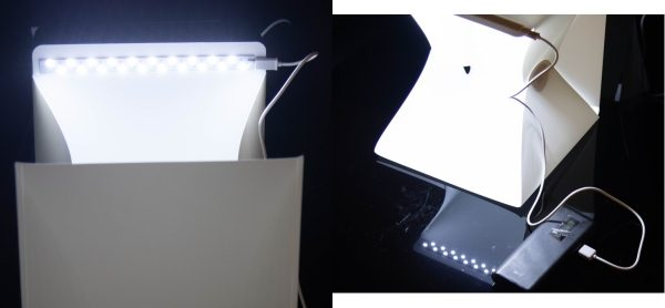 - Lightbox 8 1 600x278 - Ouh Snap Folding Photography Lightbox review