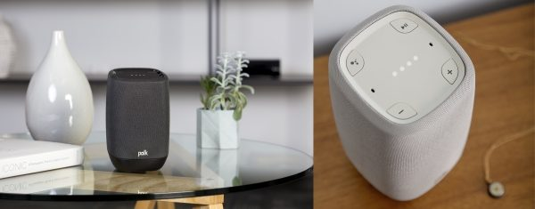 The Polk Audio Assist Smart Speaker lets your music speak to you in every room