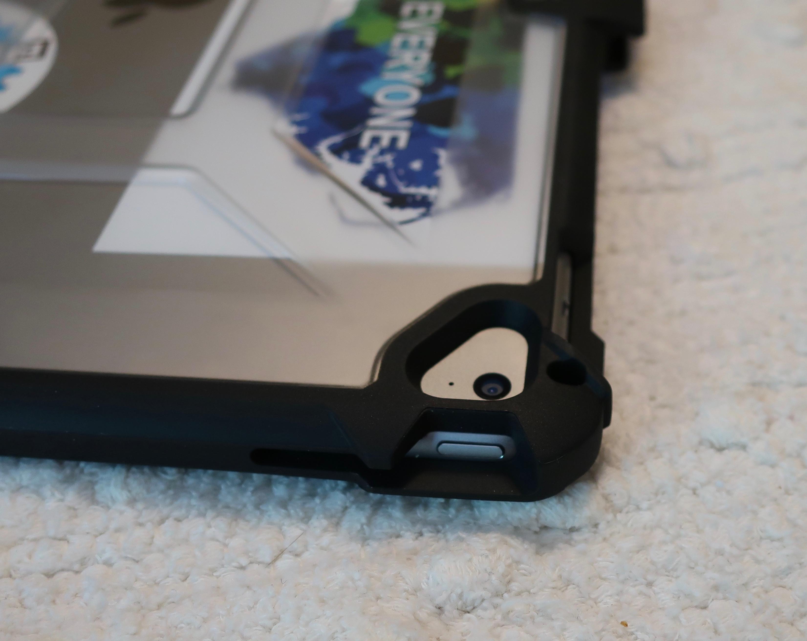 sports shoes 88589 0e390 Urban Armor Gear Plasma iPad Pro 12.9″ case review – The Gadgeteer