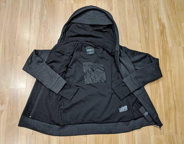 - baubax sweatshirt 10 - BauBax Women's Sweatshirt jacket review