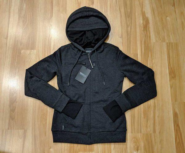 - baubax sweatshirt 16 600x497 - BauBax Women's Sweatshirt jacket review