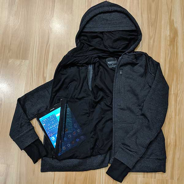 - baubax sweatshirt 19 - BauBax Women's Sweatshirt jacket review