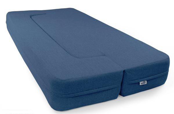 As The Name Suggests, The CouchBed Is A Couch That Easily Converts To A Bed.