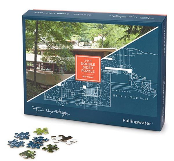 double sided jigsaw puzzle