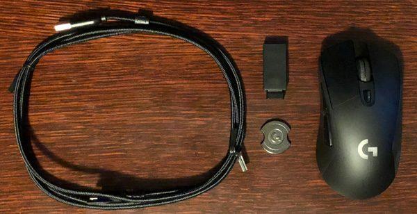 Logitech Lightspeed Wireless Gaming Mice and PowerPlay