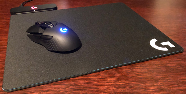 Logitech Lightspeed Wireless Gaming Mice and PowerPlay review – The