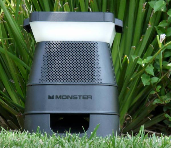 Set Up Your Yard With Some Solar Powered Speakers From