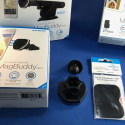 NazTech MagBuddy phone mount system review