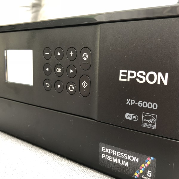 Epson Expression Premium XP-6000 All-In-One Printer review