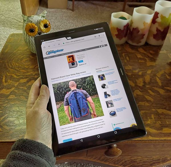 HUAWEI MediaPad M5 Android tablet review – The Gadgeteer
