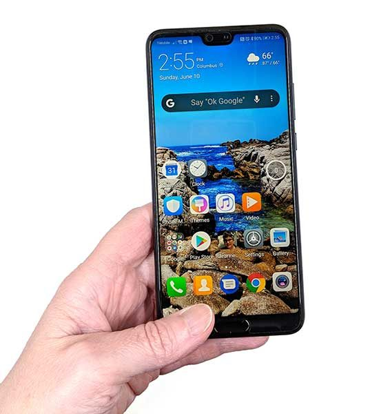 Huawei P20 smartphone review – The Gadgeteer