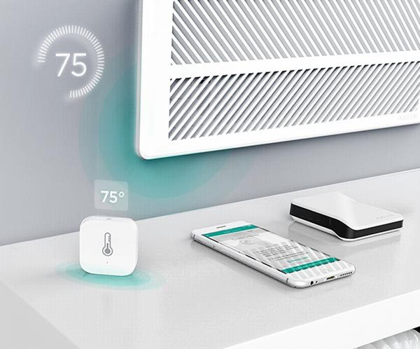 keen home smart zoning system