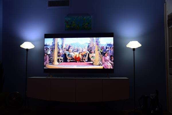 Minger Led Smart Tv Backlight Kit With Camera Review The