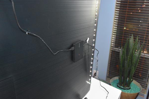 minger smart led tv backlight kit 8