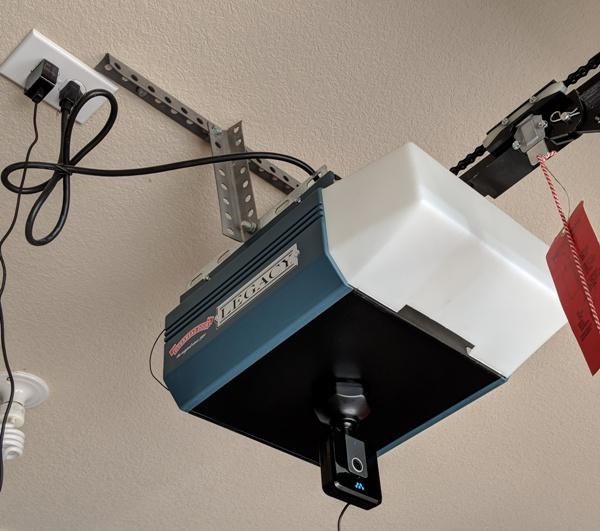 Momentum Niro WiFi Garage Door Controller with Built-in