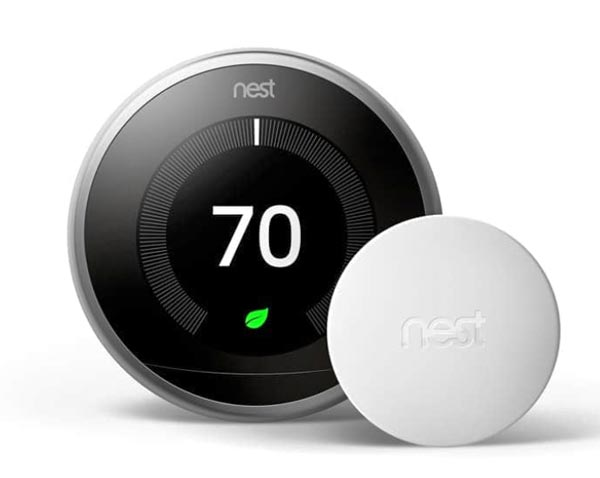 My first experiences with the Nest Temperature Sensor