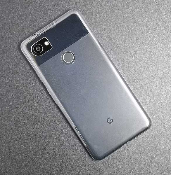 outlet store 7a598 e875d totallee thin Pixel 2 XL case review – The Gadgeteer
