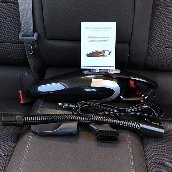 Tsumbay car vacuum cleaner review – The Gadgeteer