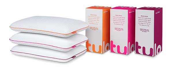 premium bed in a box brand tulo now offering pillows too the gadgeteer. Black Bedroom Furniture Sets. Home Design Ideas