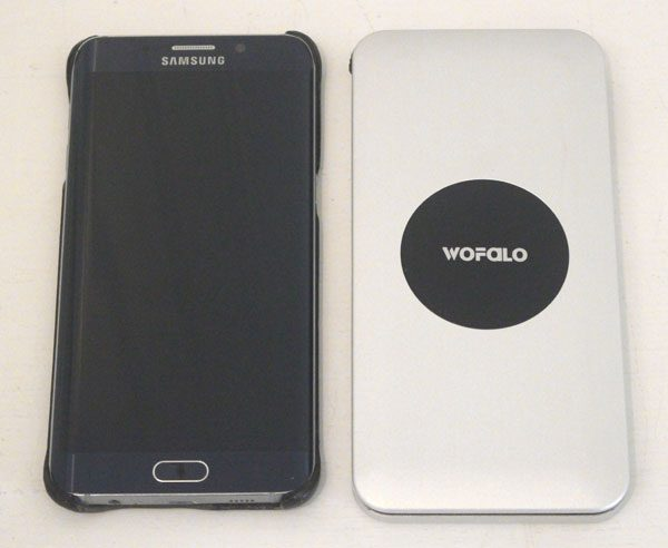 wofalo wireless power bank 1