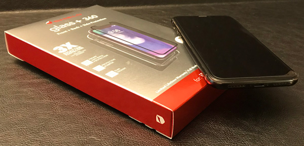 huge selection of f82a0 48af9 ZAGG InvisibleShield glass+360 screen protector review – The Gadgeteer