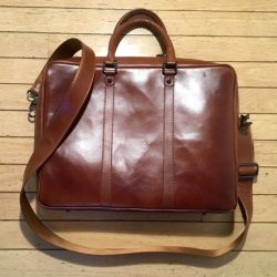 Burkley Leather Business Briefcase review