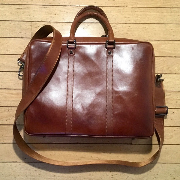 - Burkley LeatherBusinessBriefcase 1 - Burkley Leather Business Briefcase review – The Gadgeteer