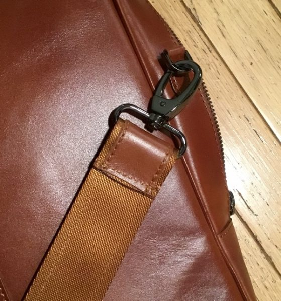 - Burkley LeatherBusinessBriefcase 11 559x600 - Burkley Leather Business Briefcase review – The Gadgeteer