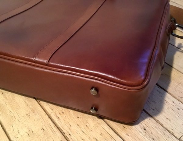 - Burkley LeatherBusinessBriefcase 2 600x463 - Burkley Leather Business Briefcase review – The Gadgeteer