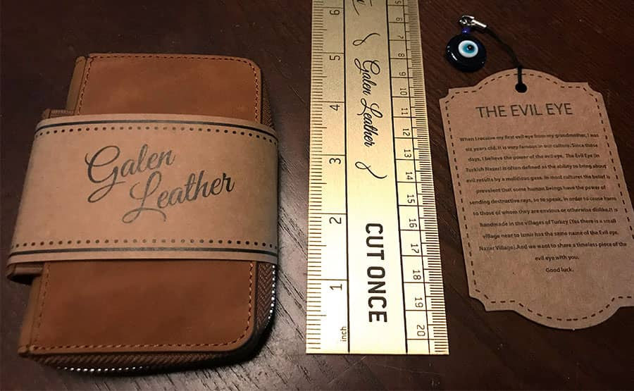 - Galen Leather EDC Wallet 002 - Galen Leather EDC Wallet review – The Gadgeteer