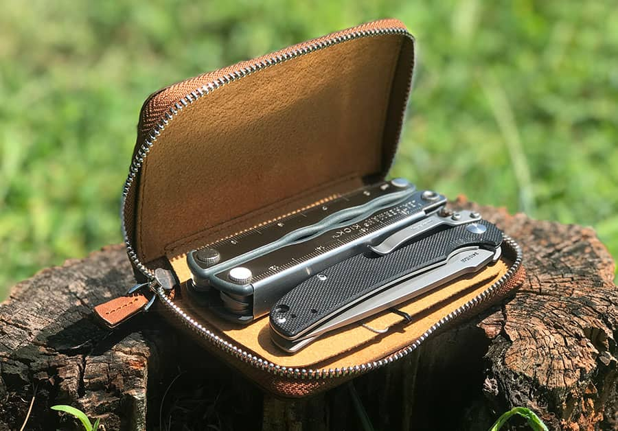 - Galen Leather EDC Wallet 003 - Galen Leather EDC Wallet review – The Gadgeteer