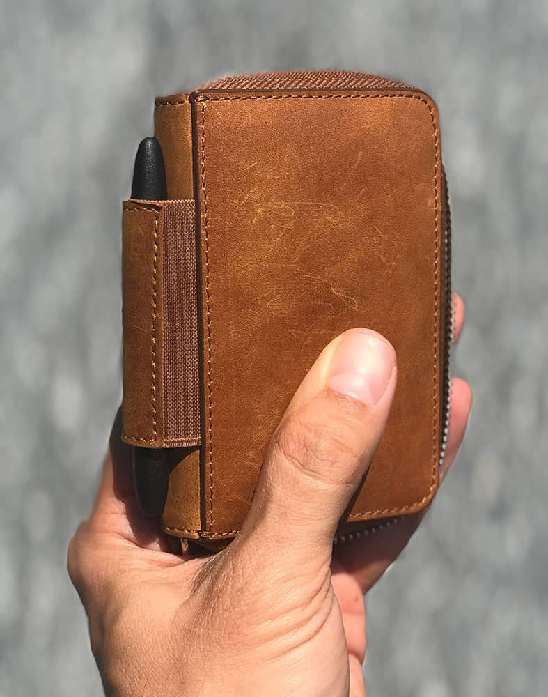 - Galen Leather EDC Wallet 004 - Galen Leather EDC Wallet review – The Gadgeteer
