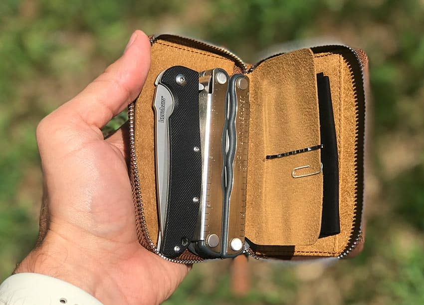 - Galen Leather EDC Wallet 005 - Galen Leather EDC Wallet review – The Gadgeteer