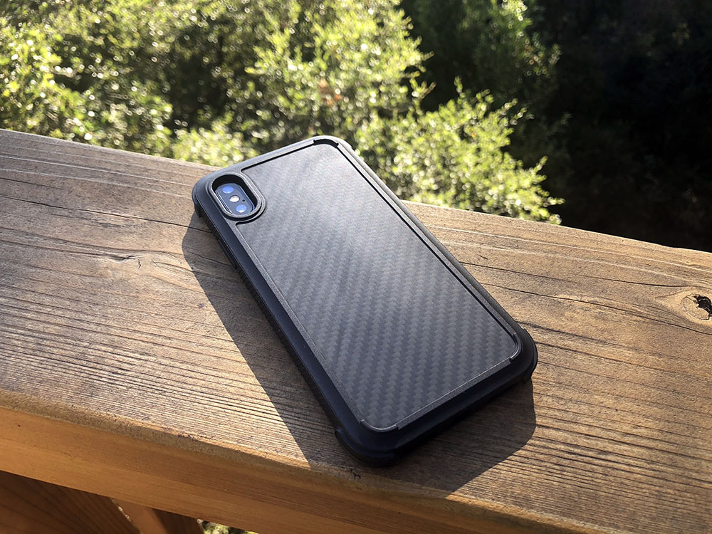 pitaka iphone xs max case