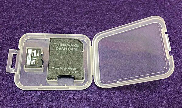 Thinkware F70 Dash Cam 1