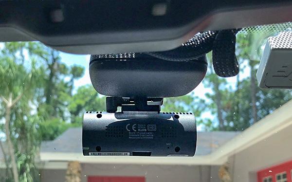 Thinkware F70 Dash Cam Review The Gadgeteer