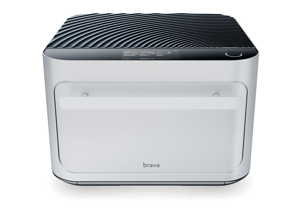 - brava oven - Brava's Smart Oven cooks your food ultra quick with pure light