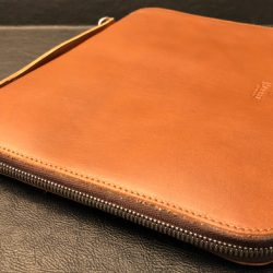 Harber London Nomad Leather Organizer iPad Pro case review