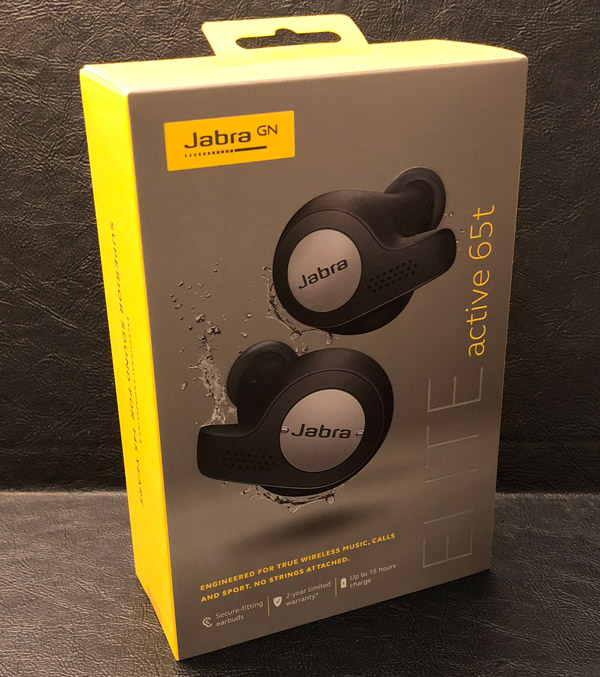 Jabra Elite Active 65t True Wireless Earbuds Review Sofun