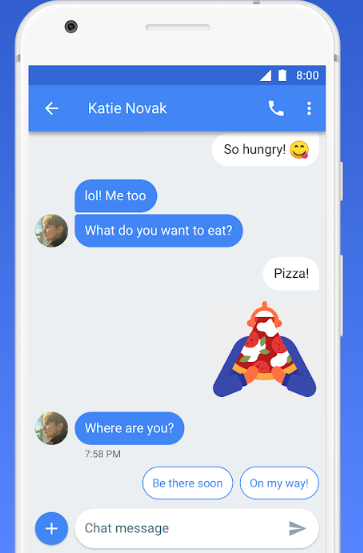 Google brings texting to your desktop with Android Messages