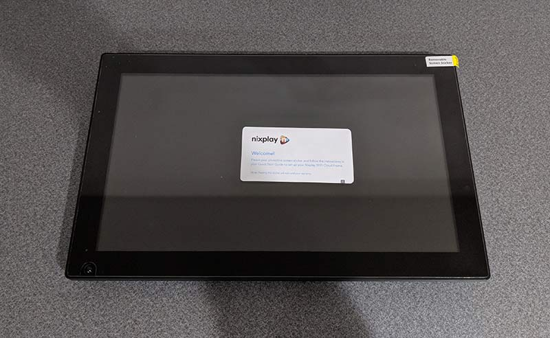 Nixplay Wifi Cloud Frame Review The Gadgeteer