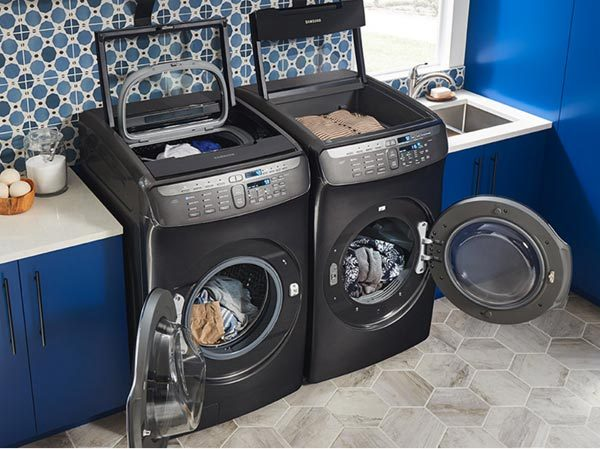 samsung flex wash laundry pair