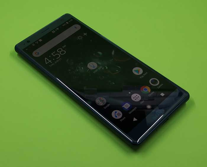 sale retailer 4a7dd 32595 Sony Xperia XZ2 review – The Gadgeteer