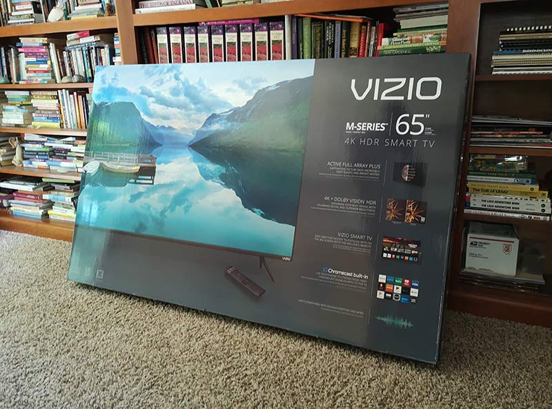 VIZIO M-Series (M65-F0) 4K HDR Smart TV review – The Gadgeteer