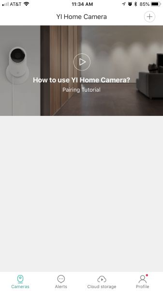 YI Cloud Home Camera review – The Gadgeteer