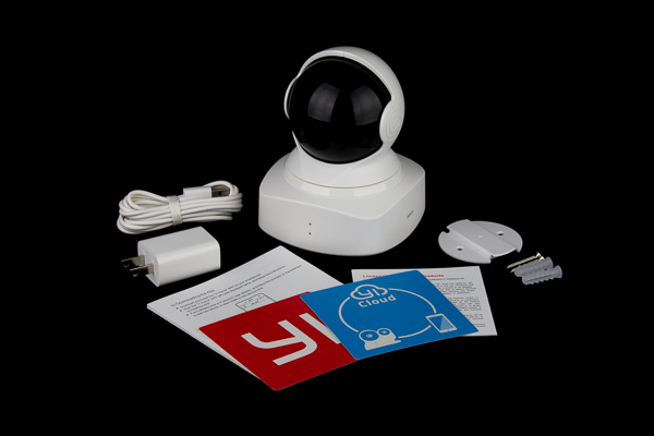 Yi Cloud Home Camera Review The Gadgeteer